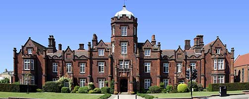 Ipswich School, Example of an Architectural Photograph