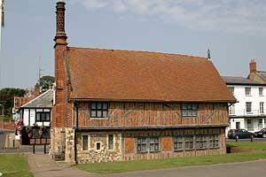 The Moot Hall Aldeburgh