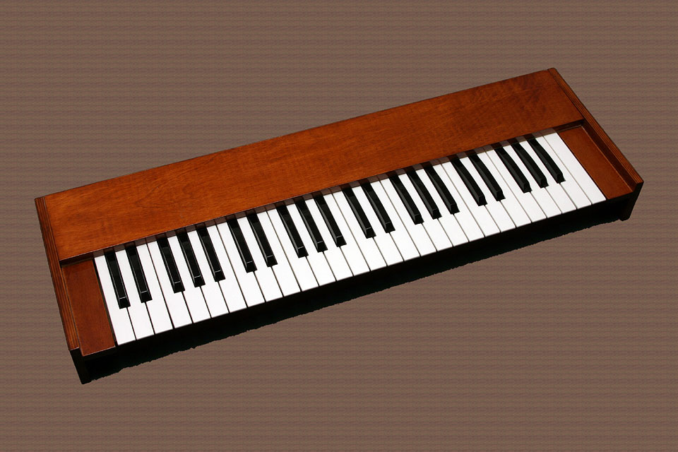 Organ Keyboard Example Of An Advertising Photograph
