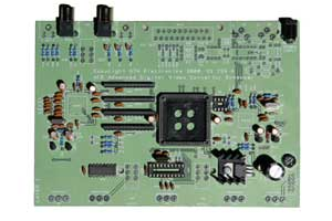 GTH Electronics PCB Example of a Commercial Photograph