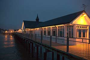 The New Pier at Southwold